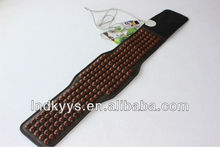 hot stone best selling in india tourmaline heating belt 135*25cm CE APPROVED