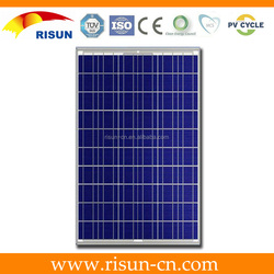 with low price poly mini solar panel 3w 5w 10w 50w 60w 100w 150w 12v Solar Module