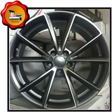 20in RAYS forged aluminum black matt alloy wheel made in Japan ET40