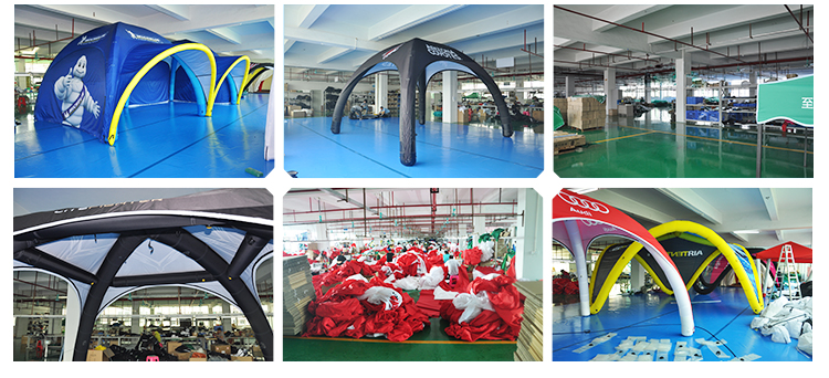 inflatable tent china