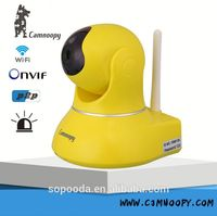 Camnoopy WiFi p2p Wireless Pan/Tilt IP camera 32G TF Card Motion Detection