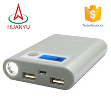 portable mobile power bank for macbook pro /ipad mini