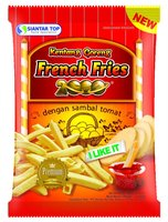 Potato based Snack -French Fries 2000