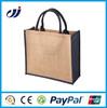 logo print jute bag wholesale custom printed jute bags/custom printed ziplock bags/custom printed resealable bags