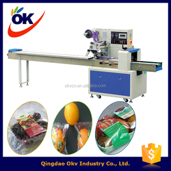 High speed fruit and vegetable packing machine