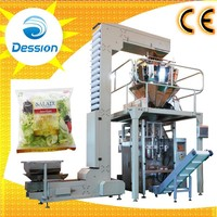 CE approved frozen vegetable packing machine price(upgraded version)