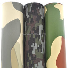 Fashion Product Promotion High Quality Car Body Protection Vinyl Car Wrap Camouflage