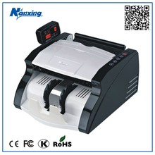 Heavy duty money counter count counting machine
