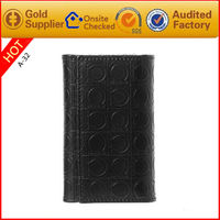 Genuine leather key pouch car key pouch key pouch from China