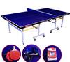 Love Pingpang interior table tennis table with wheels