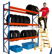 Warehouse Effective strong truck tire storage rack suppliers