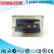 passing CE ROHS led emergency power supply high power 200w led driver ip67 for led outdoor light