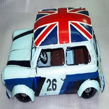 Venta caliente modelo de hojalata coche para la colección de antigüedades& automóvilesmodelo