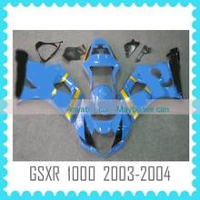 Aftermarket Fairing for SUZUKI GSXR1000 K3 2003 2004 motorcycle parts