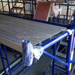 5'x6'4'' American Style Blue Walk through Frame Scaffolding On Sales