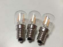 led night light led christmas light 1w E14 led bulb refrigerator led bulb