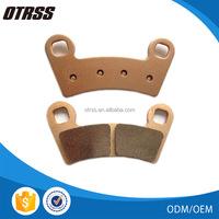 ATV parts ATV brake pads for POLARIS