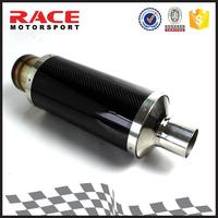 Fully Stocked Silent Round Straight Performance Muffler