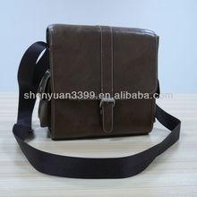 Multifunction Men Leather Bag Casual Travel Men's Crossbody Shoulder Bag Messenger Bags