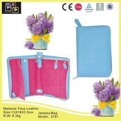 Promotional gift jewelry bag, jewelry organizer bag, jewelry bag
