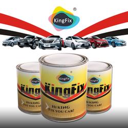 KINGFIX Brand 2k epoxy primer for auto refinish