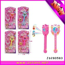 New design plastic magic wands with great price