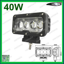 NEW 5 Inch 40W Rectangle LED Driving Light for Jeep, truck, tractor