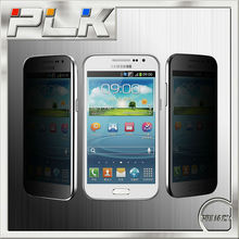 Factory Supply LCD anti-spy Japan material privacy screen protector for Galaxy ace s8552 oem/odm (Privacy)