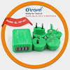 2015 USB mobile phone wall chargers,Multi 4 usb portable phone charger