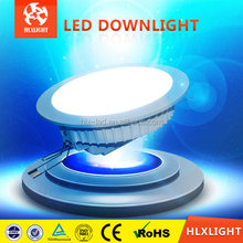 2015 hot selling CE RoHS standard led downlight ,7w 12w 18w 24w 30w led down light