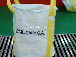 300-3000kg FIBC bag manufacture, jumbo bag for industrial material like sand.cement,lime,coal,etc