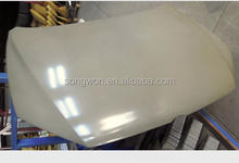 top quality and new style car hood for passat B7