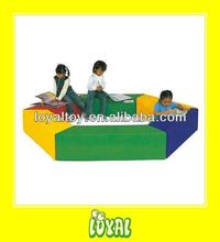 MADE IN CHINA iflatable soft play rocker with low cost FOR SALE