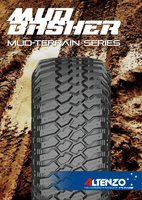 2015 new Altenzo Mud Basher M/T LT235/75 R15 104/110Q 6PR china mud terrain tires