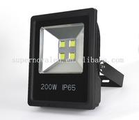 200W LED Flood Light waterproof IP65 meanwell driver