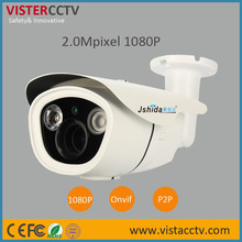 2.0MP 1080P Waterproof Infrared Network Camera Long Distance Outdoor IP Camera