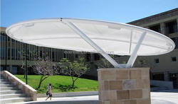 New design clear PVDF etfe roof garden waterproofing membrane for basketball courts