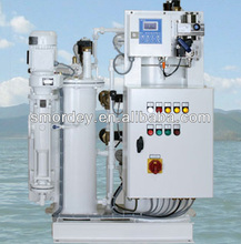 ZYFM (Y)-type marine application stainless oil-water separator