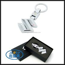 Customized Design 3D Metal Crafts Zinc Alloy Car Logo Keychain