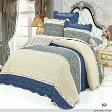 European 100% cotton bed linens for home