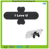 new gadgets 2014 amazing Colorful one touch silicone mobile phone stand holder