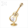 Unique Creative Gold Plated Metal Gift For Guitar Lovers