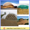 Tent Material made in 100% polyester fabric with both side coated by pvc