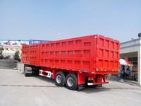 Sinotruk HOWO 20-30 tons Dump Truck Semi Trailer