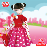 wholesale Chinese New Year fashion dress-up doll clothes gift