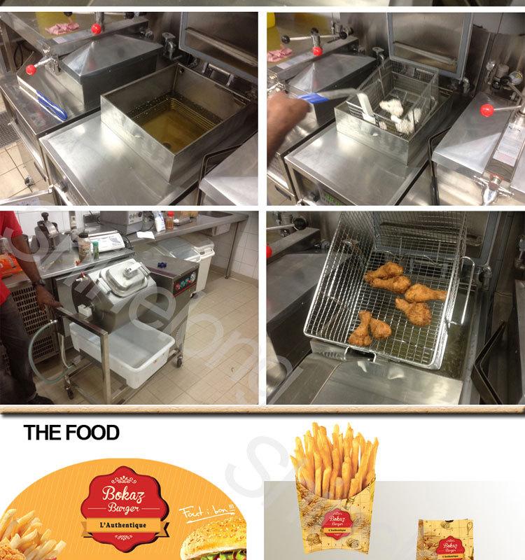 guadeloupe restauration rapide bkb restaurant cuisine projet par shinelong autres fournitures