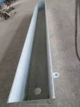 high quality water channel for farm animals drinking use with competitive prices