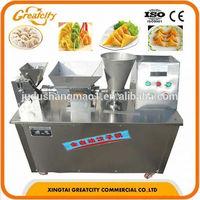 Small India punjabi Automatic Frozen samosa making machine
