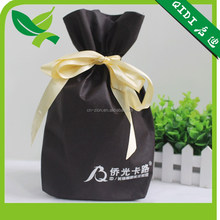 Non woven fabric drawstring bag