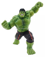 12inch huge man movie character action figure/make custom action figures/highly quality custom figure green man with exist mould